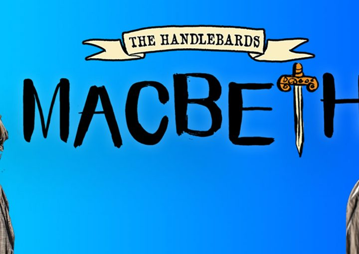 Macbeth – the handlebards 2021 tour image